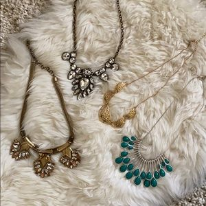 Statement necklace lot Stella Dot Stitch Fix